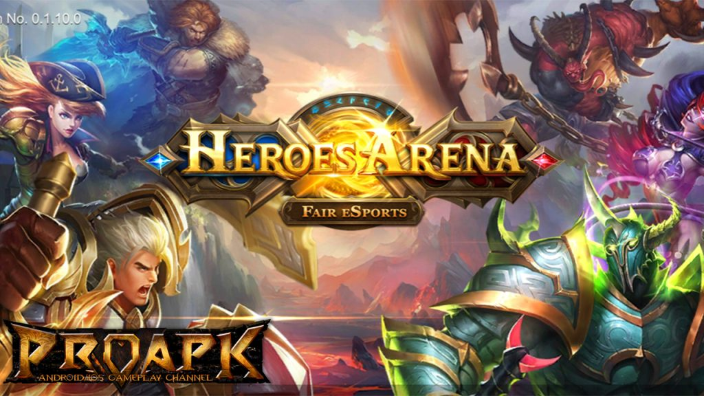 The MOBA Games For Android